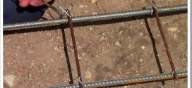 Как вязать арматуру для ленточного фундамента?