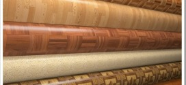 Классификация линолеума по материалу изготовления