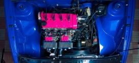 Какой краской покрасить двигатель