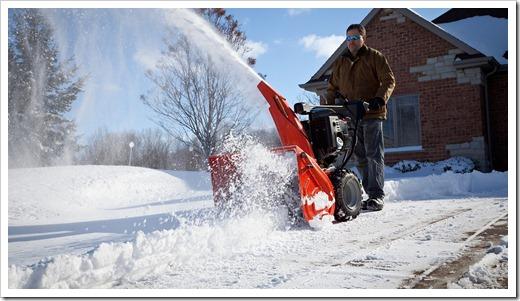 Критерии выбора снегоуборочной техники