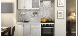 Как собрать модульную кухню?