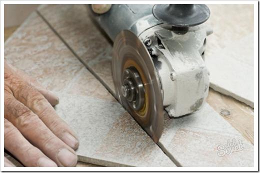 Чем проще всего резать плитку?