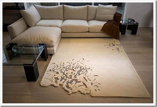 Недостатки натуральных ковров