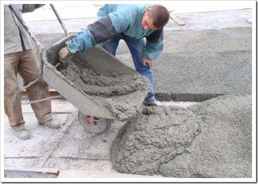 Чем отличается «лёгкий» бетон от «тяжёлого»?