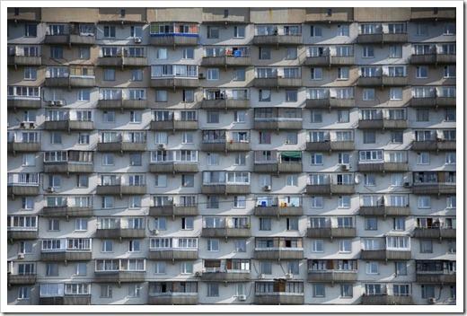 Зависимость цены от этажа