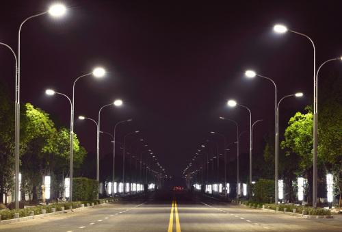 Виды опор освещения