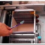 Различные способы очистки теплообменника