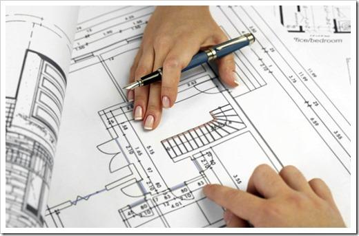 Строительство начинается с проекта