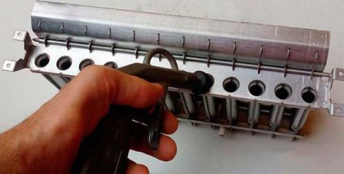 Как почистить горелку газового котла