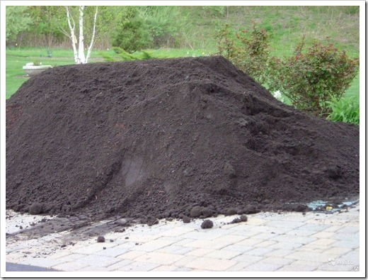 Не менее важное преимущество почвогрунта