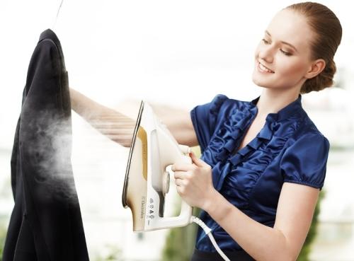 Как проводится химчистка пальто
