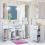 Какую выбрать мебель для ванны