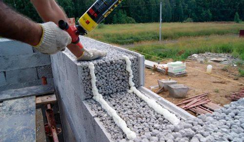 Виды строительных материалов для стен
