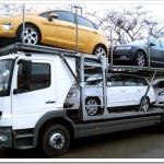Преимущества отправки авто на автовозе