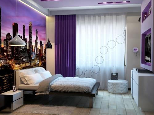 Как оформить спальню в современном стиле