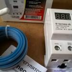 Как подключить регулятор температуры к котлу