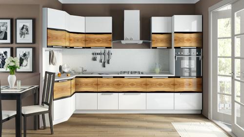 Какие фасады лучше выбрать для кухни