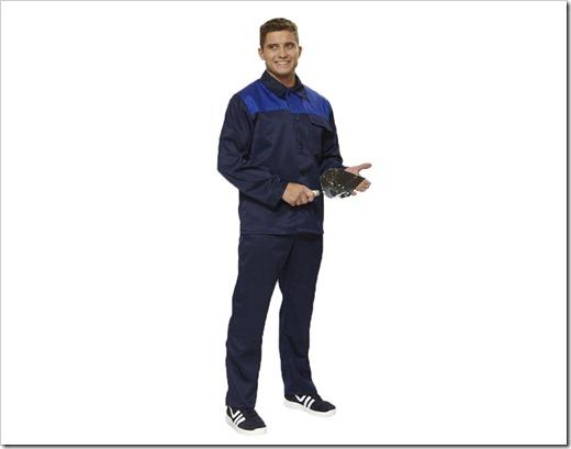 Принципы ухода за рабочими костюмами