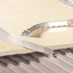Для чего нужен профиль для плитки и как его приклеить