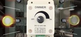 Что такое диммер для светодиодных ламп
