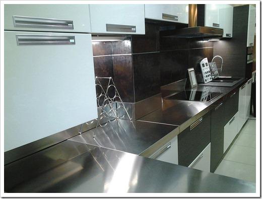 Материалы, зачастую используемые для производства кухонных столешниц