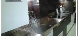 Виды столешниц для кухни