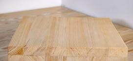 Что такое цельноламельный мебельный щит