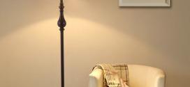 Как называется напольный светильник