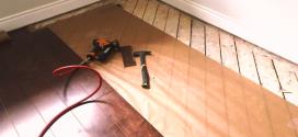 Как стелить ламинат на деревянный пол
