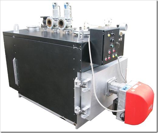 Описание сфер применения газовых парогенераторов