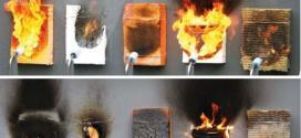 На какие группы подразделяются горючие строительные материалы