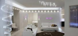 Как рассчитать светодиодное освещение в комнате