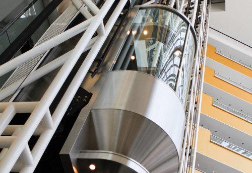 Современные виды лифтов