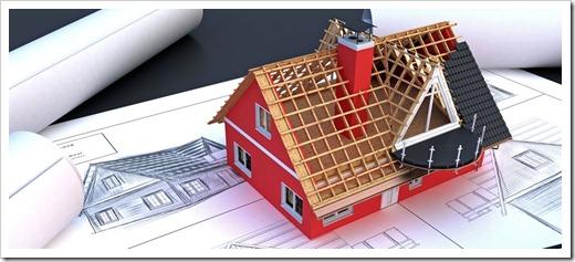 Расчёт материалов на фундамент, стены, крышу