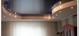 В чем плюсы зеркальных натяжных потолков?