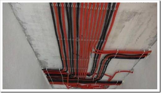 Штробление стен и обеспечение противопожарной безопасности