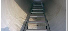 Какие лестницы должны быть в колодце?