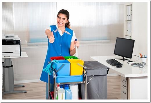 Аналогичный подход к офисам и кабинетам