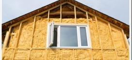 Как выбрать утеплитель для стен дома снаружи