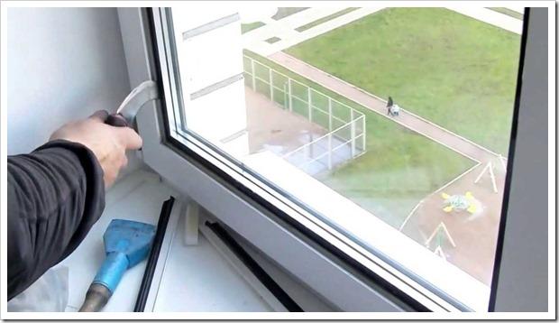 Как заменить стеклопакет в пластиковом окне