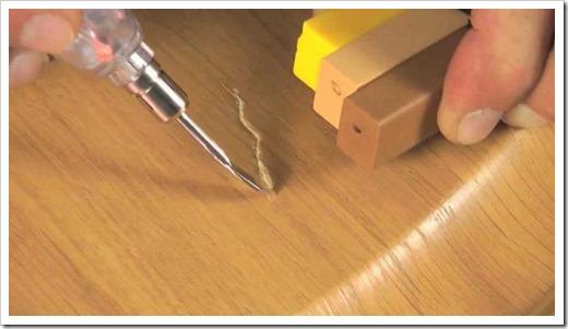 Выбор лака и самостоятельное приготовление шпаклёвки