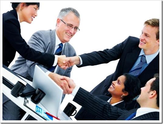 Как найти партнера для бизнеса.