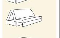 Как раскладывается диван аккордеон