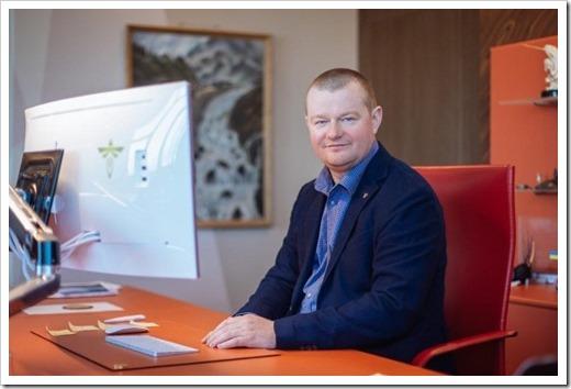 Макс Поляков и Firefly Aerospace