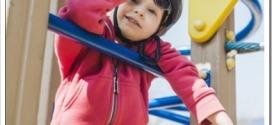 Какие упражнения выполняют на детских уличных спортивных комплексах