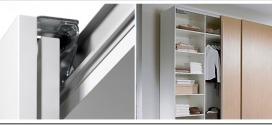 Навесные системы для шкафов: виды и монтаж