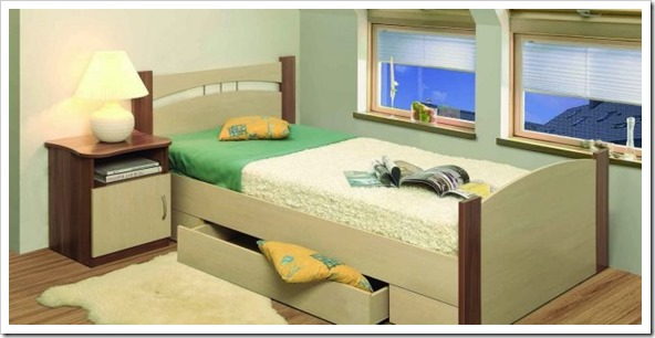 Как выбрать односпальную кровать