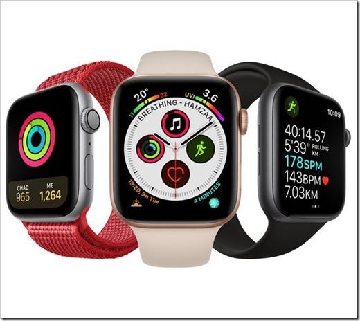 Что такое Apple Watch Series 4