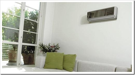 Фильтрация поступающего воздуха и общие габариты кондиционера