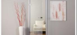 Монтаж межкомнатных стеклянных дверей